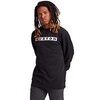 sweat-shirt Burton Vault Crew - True Black - men´s