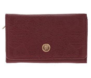 peněženka Roxy Crazy Diamond - RRR0/Tibetan Red