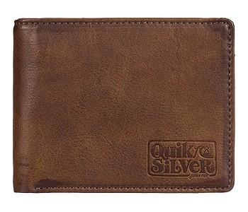 peněženka Quiksilver Slim Folder - CSD0/CHOCOLATE BROWN