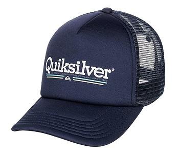kšiltovka Quiksilver Filtration Trucker - BLG0/Parisian Blue