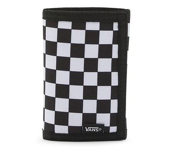 peněženka Vans Slipped - Black/White Check