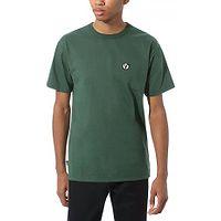 camiseta Vans Off The Wall Classic Circle V - Pine Needle - men´s