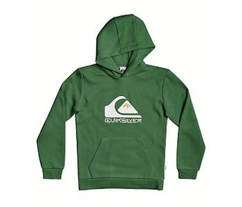 mikina Quiksilver Big Logo - GSG0/Greener Pastures