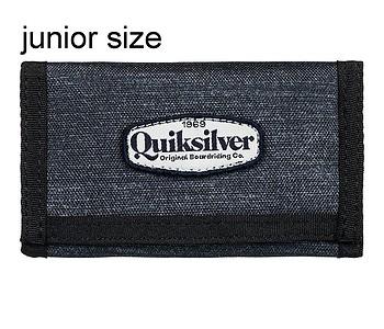 peněženka Quiksilver The Everydaily Patch - KRPH/Dark Gray Heather