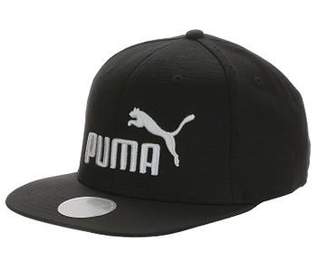 kšiltovka Puma Flatbrim - Puma Black