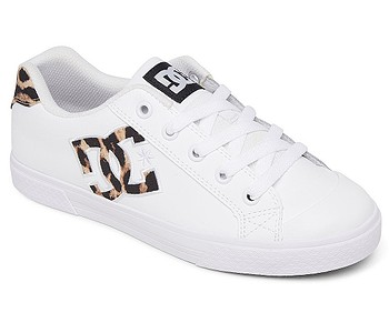 boty DC Chelsea - WPN/White/Pink