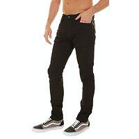 jeans DC Worker Slim Stretch Black Rinse - KVJW/Black Rinse - men´s