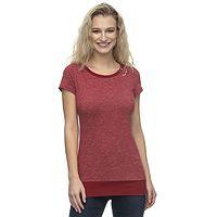T-shirt Ragwear Lesly - 4000/Red - women´s