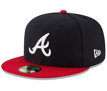 kšiltovka New Era 59F AC Perf MLB Atlanta Braves - Home