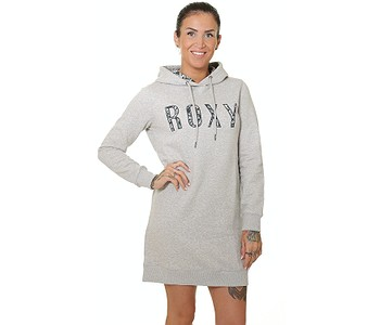 šaty Roxy Be Rider - SGRH/Heritage Heather