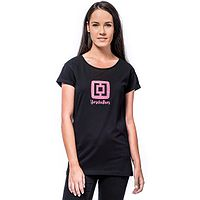 T-shirt Horsefeathers Nicki - Black - women´s