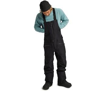 kalhoty Burton Reserve Bib Gore-Tex - True Black