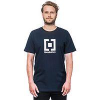T-shirt Horsefeathers Base - Eclipse - men´s