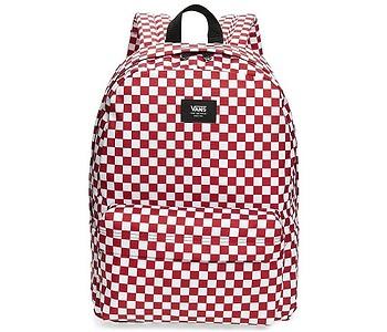 batoh Vans Old Skool III - Chili Pepper Checkerboard
