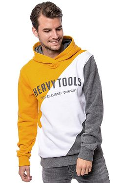sweatshirt Heavy Tools Stage - Yellow - men´s