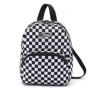 batoh Vans Got This Mini - Black/White Checkerboard