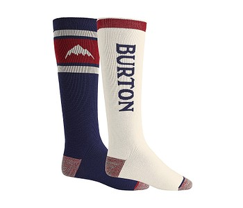 ponožky Burton Weekend 2 Pack - Mood Indigo
