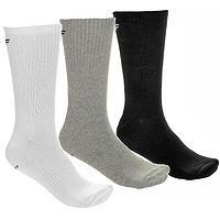 ponožky 4F H4Z20-SOM004 3 Pack - 25M+20S+10S/Gray Melange/Deep Black/White