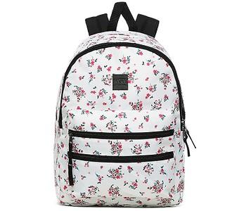 batoh Vans Schoolin It - Beauty Floral Marshmallow