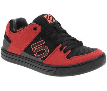 boty Five Ten Freerider - 6950/Black/Solar Red/Gray