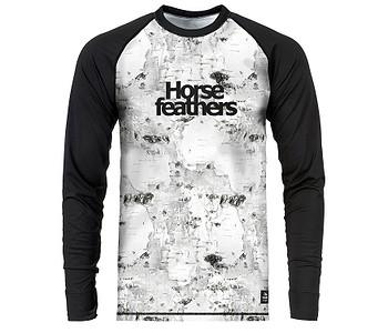 tričko Horsefeathers Riley LS - Birch