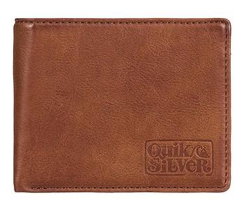 peněženka Quiksilver Slim Folder - YEF0/Natural