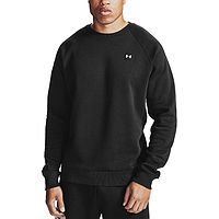 Sweatshirt Under Armour Rival Fleece Crew - 001/Black/Onyx White - men´s