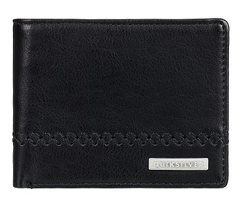 peněženka Quiksilver Stitchy 2 - KVJ0/Black Black