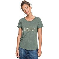 T-Shirt Roxy Call It Dreaming - GZG0/Cilantro - women´s