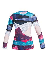 tričko Roxy Daybreak Top LS - WBB5/Bright White Annecy