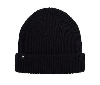čepice Burton Mix Knit - True Black