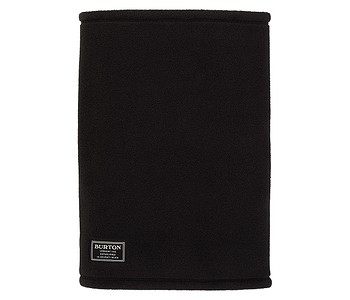 nákrčník Burton Ember Fleece Neck Warmer - True Black
