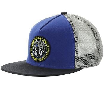 kšiltovka Burton Marble Head Trucker - Lapis Blue