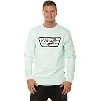 sweatshirt Vans Full Patch Crew II - Bay - men´s