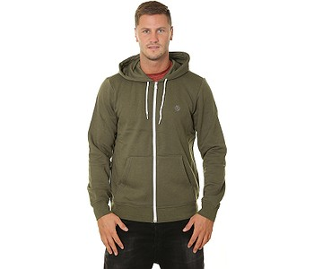 mikina Element Cornell Classic Zip - Army