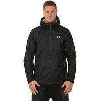 chaqueta Under Armour Forefront Rain - 001/Black/Steel - men´s