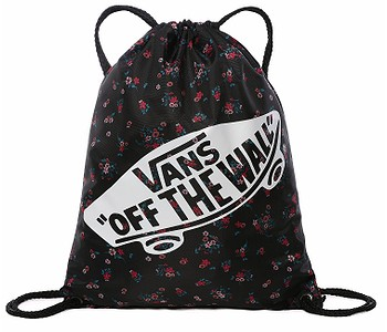 vak Vans Benched - Beauty Floral Black