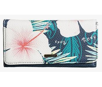peněženka Roxy Hazy Daze - BSP8/Mood Indigo Grange Fleur
