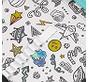 penál Topgal PENN 20046 - B/Khaki
