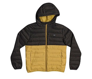 bunda Quiksilver Scaly Mix - YLV0/Honey