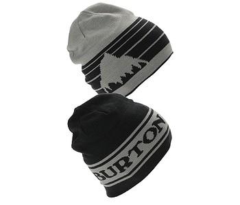čepice Burton Billboard - True Black/Iron Gray