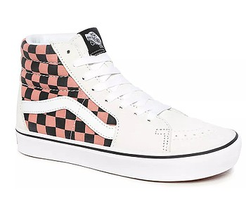 boty Vans ComfyCush Sk8-Hi - Mixed Media/White/Multi