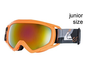 brýle Quiksilver Eagle 2.0 - NKR7/Shocking Orange Wichita
