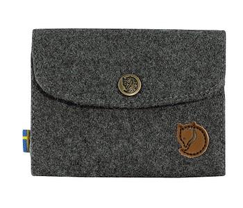 peněženka Fjällräven Norrvage - 020/Gray