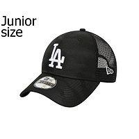 boné de basquete New Era 9FO Seasonal Trucker MLB Los Angeles Dodgers Youth - Black - unisex junior