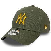 šiltovka New Era 9FO League Essential MLB New York Yankees - New Olive/Gold