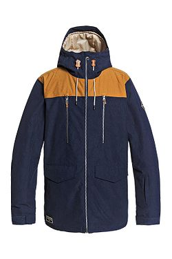bunda Quiksilver Fairbanks - BYJ0/Navy Blazer