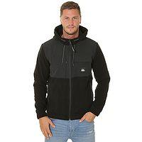 Sweatshirt Quiksilver Sea Change Zip - KVJ0/Black - men´s