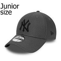 dziecięca czapka z daszkiem New Era 9FO Diamond Era Ess. MLB New York Yankees Youth - Graphite