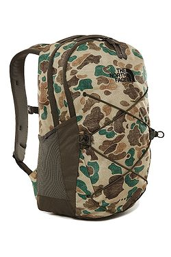batoh The North Face Jester - Hawthorne Khaki Duck Camo Print/New Taupe Green
